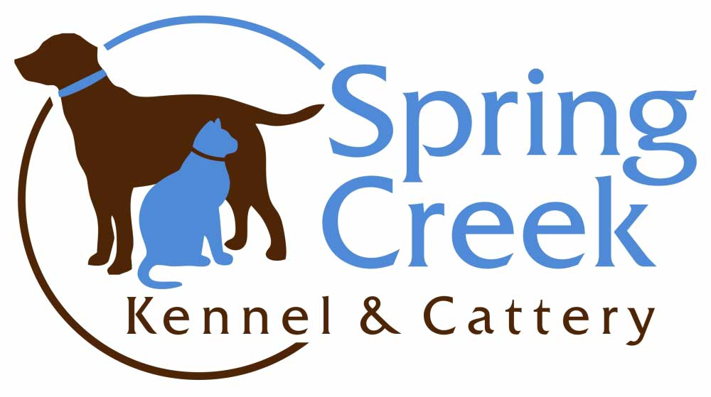 Spring Creek Kennel & Cattery Retina Logo